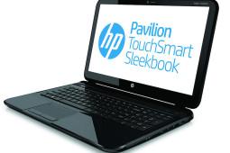HP Pavilion Touchsmart Sleekbook - 1