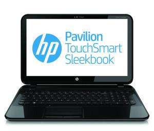 HP Pavilion Touchsmart Sleekbook - 2