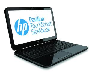 HP Pavilion Touchsmart Sleekbook - 3
