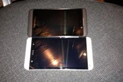 HTC One BlackBerry Z10 - 4