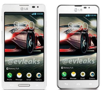 LG Optimus F7 und F5