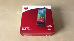Motorola RAZR i Verlosung