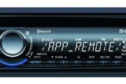 Sony Autoradio - 3