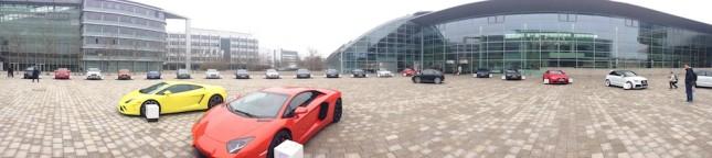Audi Forum 2013