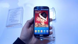 Galaxy S4 Top