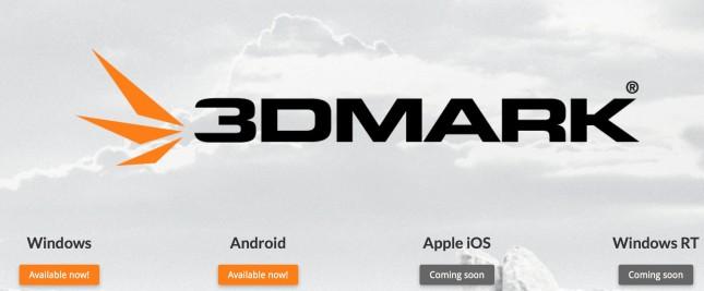 3DMark Systeme