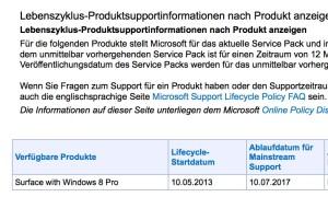 Surface Pro Start