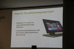 Acer Aspire R7 - 4