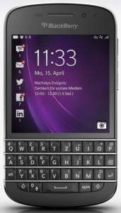 BlackBerry Q10 - 1