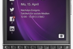 BlackBerry Q10 - 1
