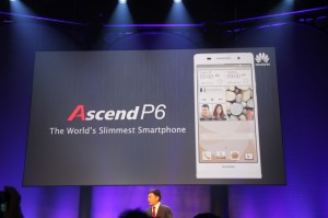 Huawei Ascend P6 - 2