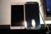 Huawei Ascend P6 Galaxy S4 iPhone 5 - 11