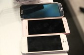 Huawei Ascend P6 Galaxy S4 iPhone 5 - 3