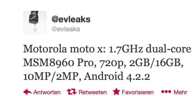 evleaks Moto X