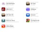 iPad iOS 7 - 1