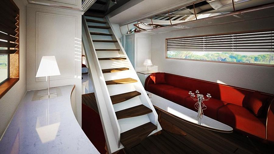 Rainshower Dusche Test : Wohnmobil der Superlative in Dubai zum Verkauf angeboten NewGadgets