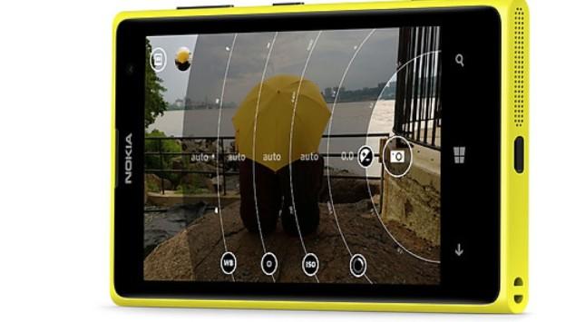 Nokia Camera Pro App