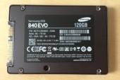 Samsung SSD 840 EVO 120GB