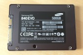 Samsung SSD 840 EVO 500GB