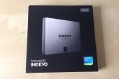 Samsung SSD 840 EVO Box 500GB
