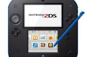 Nintendo 2DS blau