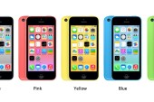 Apple iPhone 5c - 2