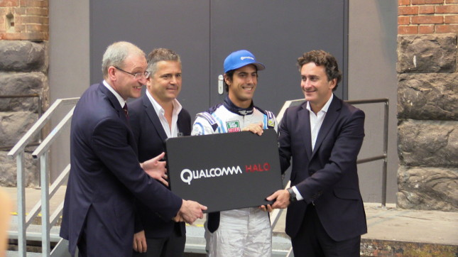 Qualcomm Formula-e - 3