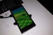 Sony Xperia Z1 Hands On - 2