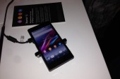 Sony Xperia Z1 Hands On - 4