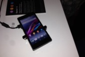Sony Xperia Z1 Hands On - 5