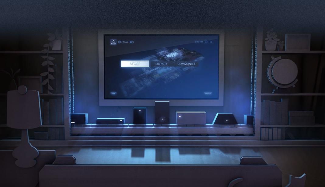 Mit Steam Machines Will Valve Den Gamern Die Wahl Der Hardware Berlassen Neben Eigenen Konsole Von Auch Gaming Computer Genannt Man