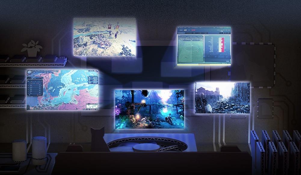 PC Gaming Im Wohnzimmer Mit SteamOS Steam Machines Und Dem