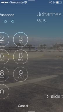 iPhone 5 iOS 7 Bug