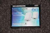 Maginon Powerline Adapter - Verpackung
