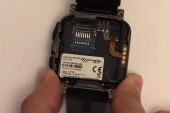 AW-414 Smartwatch - Offen