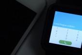 AW-414 Smartwatch - Skype