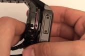 AW-414 Smartwatch - Vergleich Casio Uhr