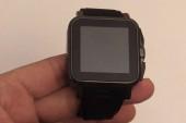 AW-414 Smartwatch - Vorne