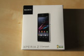 Sony Xperia Z1 Compact Boxshot - 1