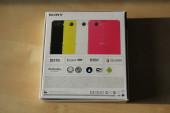 Sony Xperia Z1 Compact Boxshot - 2