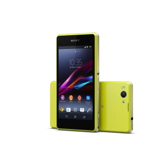Xperia Z1 Compact_lime