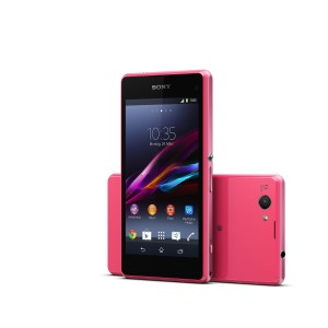 Xperia Z1 Compact_pink