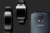Samsung Gear Fit - 5