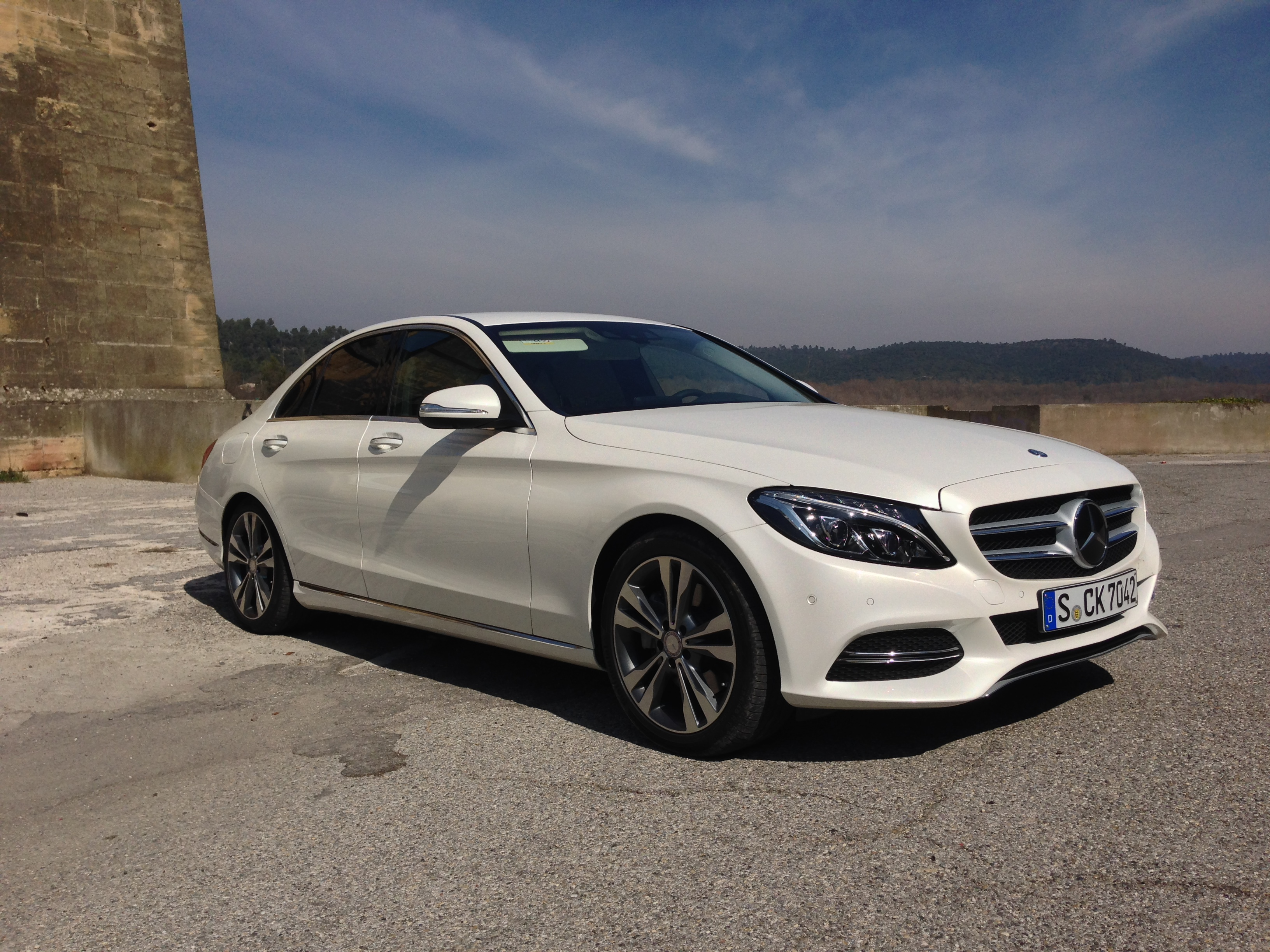 Mercedes C Bluetec Diesel