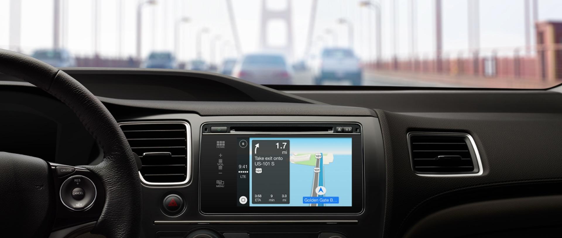 Apple Stellt Carplay Vor Der Neue Weg Das Iphone Im Auto