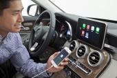 Apple CarPlay - Mercedes - 2