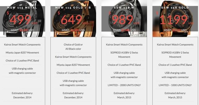 Automatik-Smartwatch