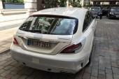 Mercedes CLS Shooting Brake MOPF - 2