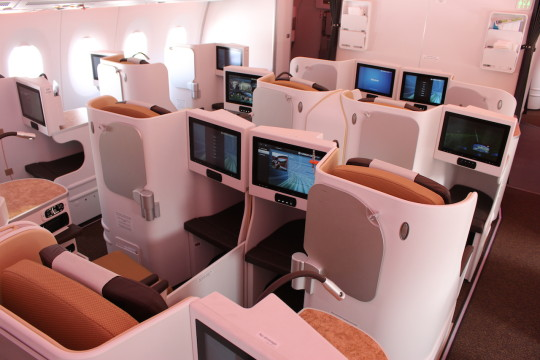 Airbus A350 - Business Class