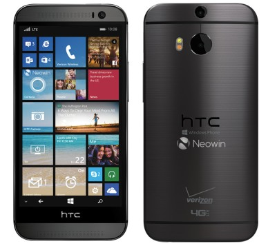 HTC One M8 Windows Phone 2